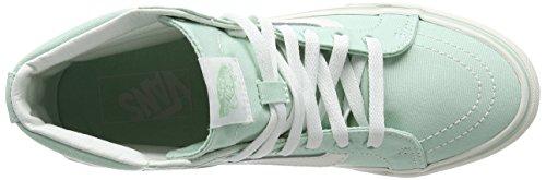 XH4DX3 Gossamer BROWN HI Blanc Blanc SPORTS De SHOES Green Vans SK8 I1Cq7Anw