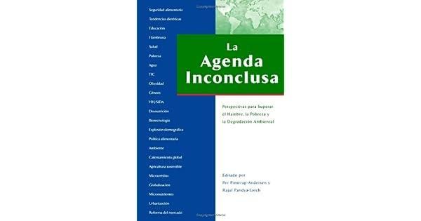 Amazon.com: La Agenda Inconclusa: Perspectivas para Superat ...