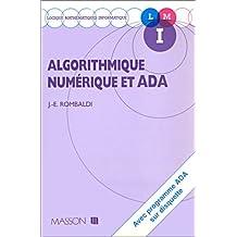 algorithmique numerique et ada