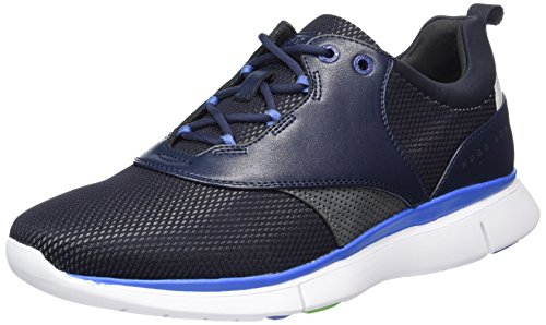 Boss Green Herren Gym_Runn_nyme 10197520 01 Sneaker Blau (Dark Blue 401)