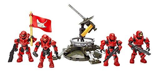 Mega Construx Halo UNSC Fireteam -