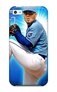 kansas city royals MLB Sports & Colleges best iPhone 5c cases 7822636K259919253