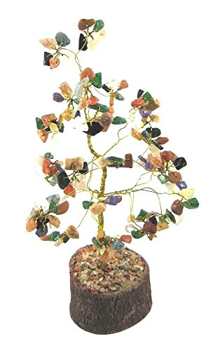 Ryme Vastu/ Feng Shui Gem Stone Tree For Health Wealth And Good Luck