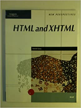 Book New Perspectives on HTML/XHTML Br.