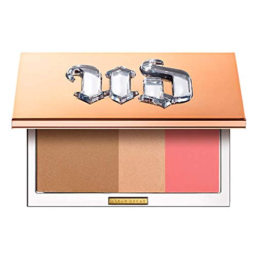 Urban Decay Stay Naked Threesome Palette, Naked – Bronzer, Highlighter & Blush Trio – Natural Satin Finish – Lasts Up To…