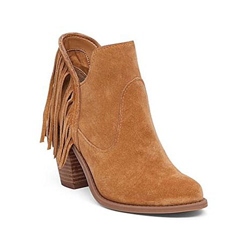 Jessica Simpson Cecila Women Us 7.5 Brown Bootie