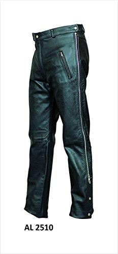 Leather Chap Pants - 9
