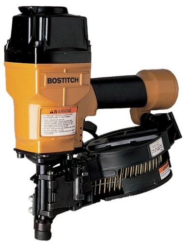 BOSTITCH N64C-1 Industrial Coil Fencing / Siding Nailer