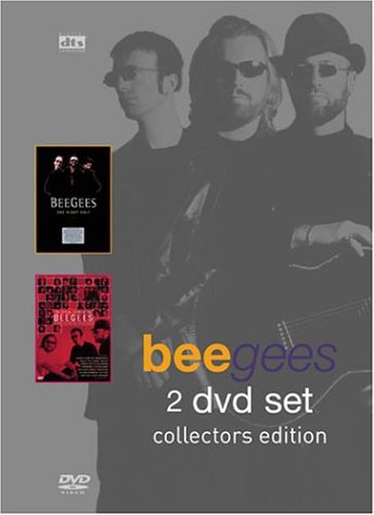Bee Singing Dvd - Bee Gees - One Night Only / The Official Story