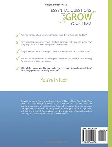 Essential Questions to GROW Your Team: A Toolkit of Coaching ...