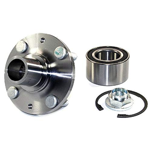 1992 Mazda Mx3 Parts - Parts Panther OE Replacement for 1992-1995 Mazda MX-3 Front Wheel Hub Repair Kit (Base/GS/Precedia/SE)