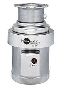 Insinkerator SS-200-29 Medium Capacity Commercial Waste Disposer