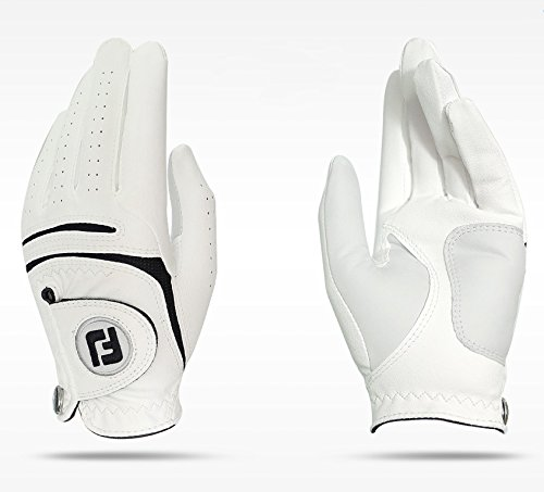 - Footjoy Fj Weathersof Mens Golf Glove Left Hand 2pices (25-Large)