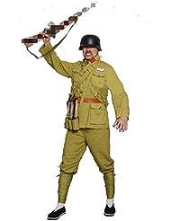 Ww2 China N R. A Soilder Uniform set (German Equipme Division)