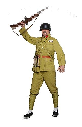 - Ww2 China N R. A Soilder Uniform set (German Equipme Division)