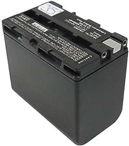 Cs-fs31 Camera Battery For Sony Np-fs30, Np-fs31, Np-fs32, Np-fs33