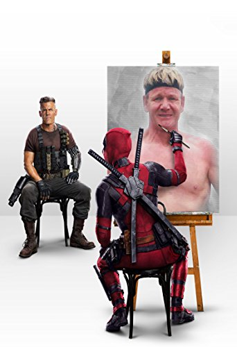 Poster Deadpool 2 Movie