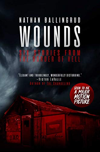 Image of Wounds: Six Stories from the Border of Hell