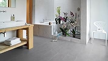 Parador Elastische Bodenbelage Vinylboden Basic 4 3 Beton Grau