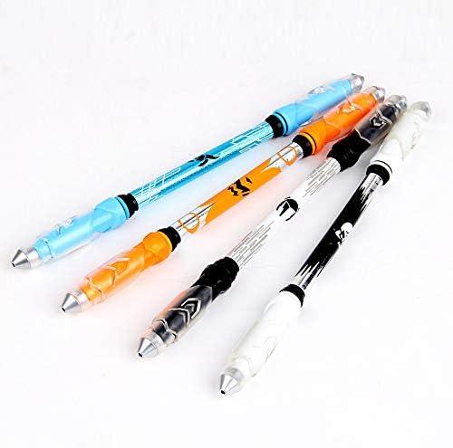 DWSS Cool Spinning Pen Rotating Gaming Bolígrafo Antideslizante ...