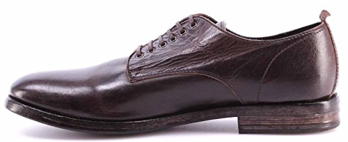 Homme Cuir RB Chaussure 51503 Moma Vintage Brun Derby Foncé Macao TMoro Italy TqA5f0w
