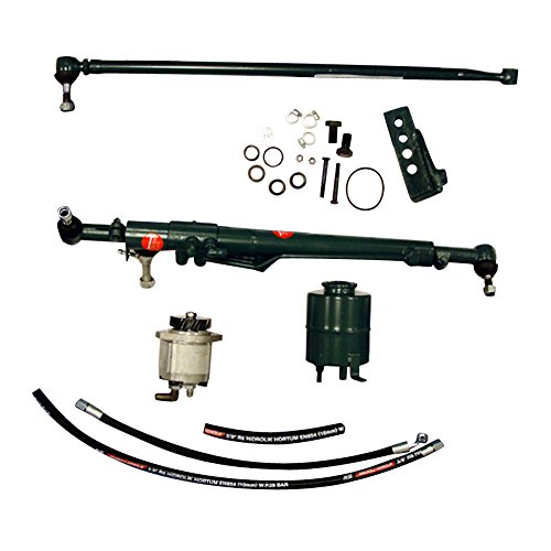 DB Electrical 1101-2001 Ford/New Holland Power Steering Conversion Kit for 83954997, E4NN10723AA by DB Electrical