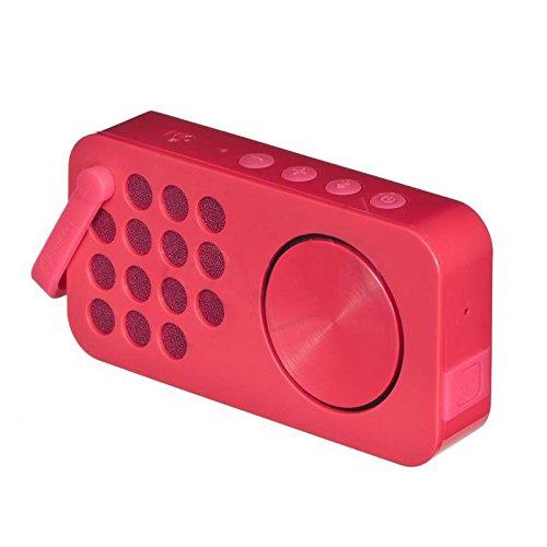 Huawei AM09 Altavoces con Bluetooth rojo