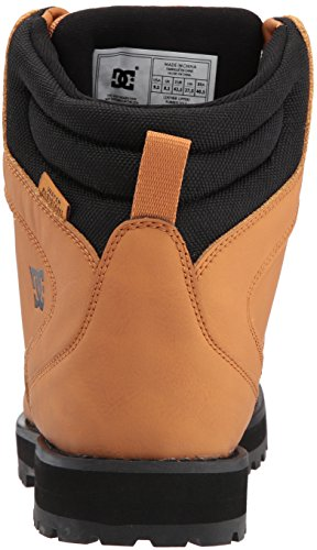 Hi Winter Boots Men's DC Peary Brown WEA Shoes Shoes Top qvwXnRB