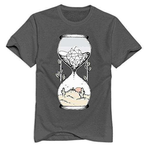 Hourglass Cactus Logo Organic Cotton Standard Weight T-Shirt For - Store Lf Hours