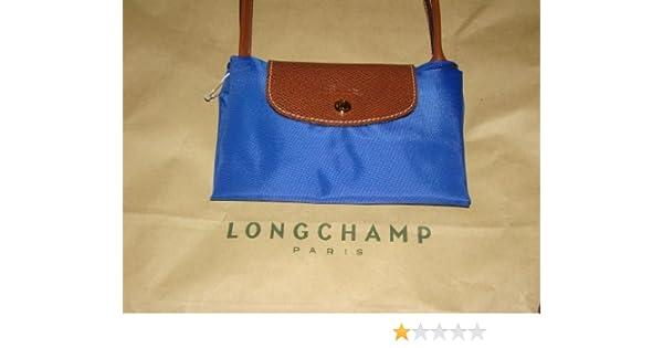 Amazon.com : Longchamp Le Pliage Medium Tote/Shoulder bag (Medium Short  handle, Red) : Beauty