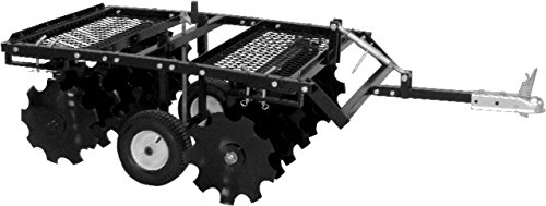 Field Tuff ATV-42DGD Adjustable Tandem Disc (Atv Food Plot Equipment compare prices)