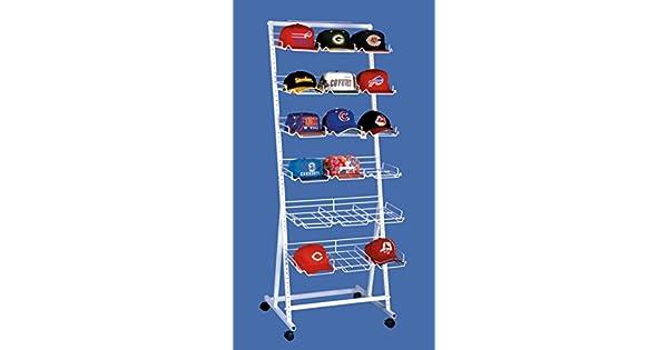Amazon.com: marvolus 84 – 6sh-cap versa-rack para Caps ...