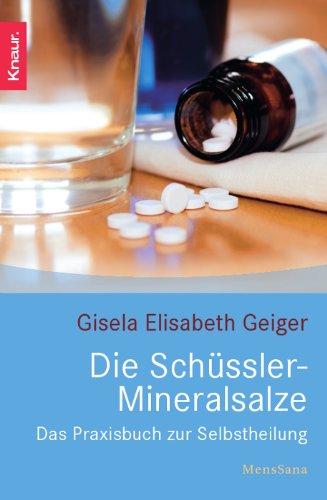 Die Schüssler-Mineralsalze: Das Praxisbuch zur Selbstheilung