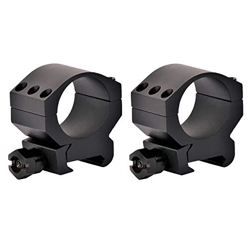 (Vortex Optics Tactical 30mm Riflescope Ring — Medium Height [0.97 Inches | 24.6 mm] - 2 Pack)