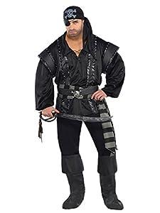 Dark Sea Scoundrel Adult Costume
