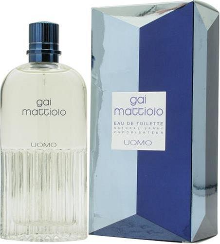 big sale 2be99 c9c4e Gai Mattiolo Uomo By Gai Mattiolo For Men. Eau De Toilette Spray 4.2 Ounces