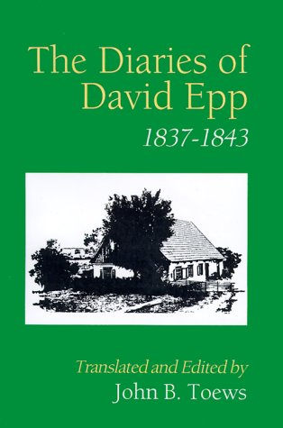 Read Online The Diaries of David Epp pdf
