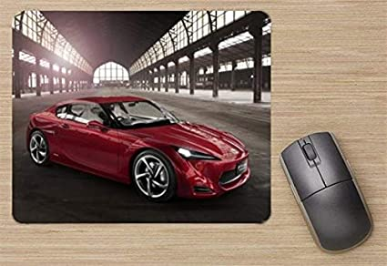 Toyota Ft 86 >> Amazon Com Toyota Ft 86 Concept 2009 Mouse Pad Printed