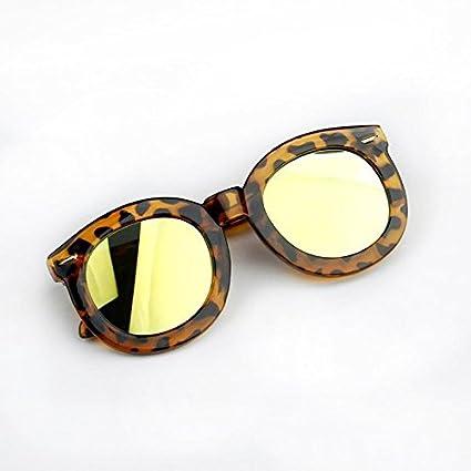 Gafas de sol infantiles, luz ultravioleta, bastidor redondo ...