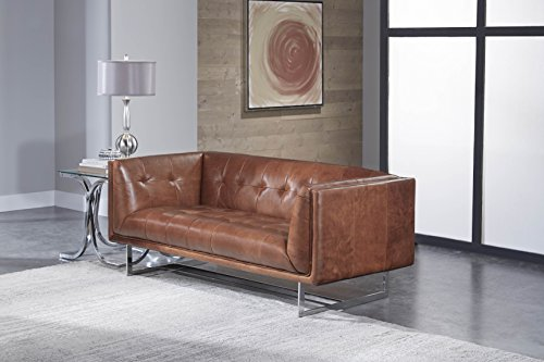 Lazzaro Leather WH-1440-20-9027 Teague loveseat