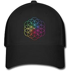 Coldplay Tour A Head Full of Dreams Custom Printing Baseball Caps Sun Hats