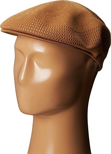 Kangol Unisex-Adult's Ventair 504 Cap, tan, - Hats Accessories Unisex Kangol