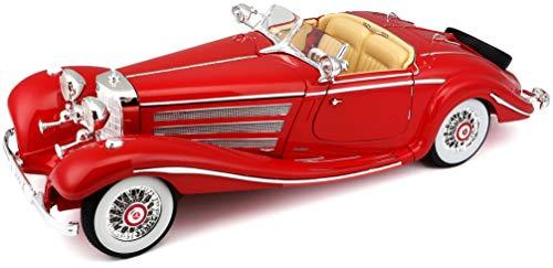 - 1-18 1936 M-B 500 K Typ Specialroadster 36862