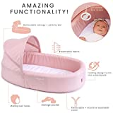 Lulyboo Travel Infant Bed - On The Go Baby