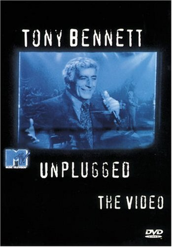 DVD : Tony Bennett - MTV Unplugged (DVD)