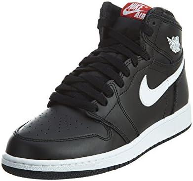 Nike Air Jordan 1 Retro High OG BG, Chaussures de Basketball Homme