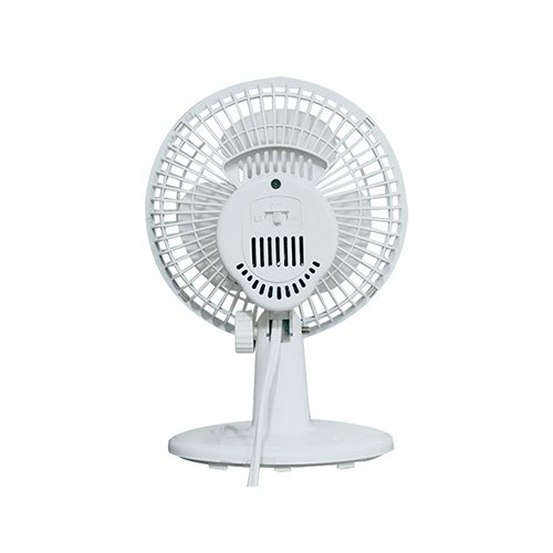 Comfort-Zone-6-Inch-Clip-On-Fan-Great-for-Table-Tops-Night-Stands-and-anywhere-you-need-Light