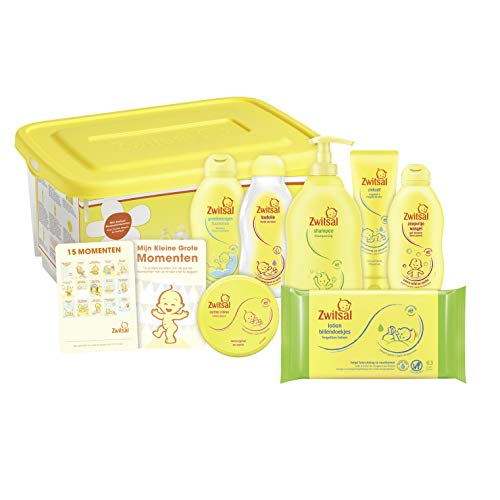 Zwitsal Zwitsal Baby Startersbox 7-delig Cadeaupakket – 1 pakket
