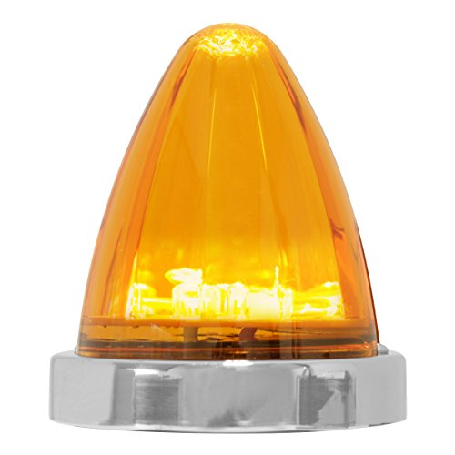 Grand General 81978 Amber/Amber Surface Mount 19 LED ()