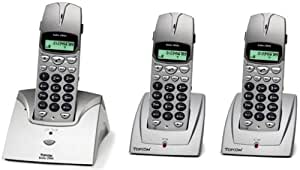 Topcom Butler 2900 Triple - Teléfono Fijo